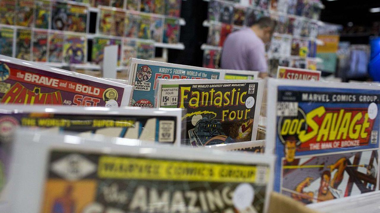 Comics back issues