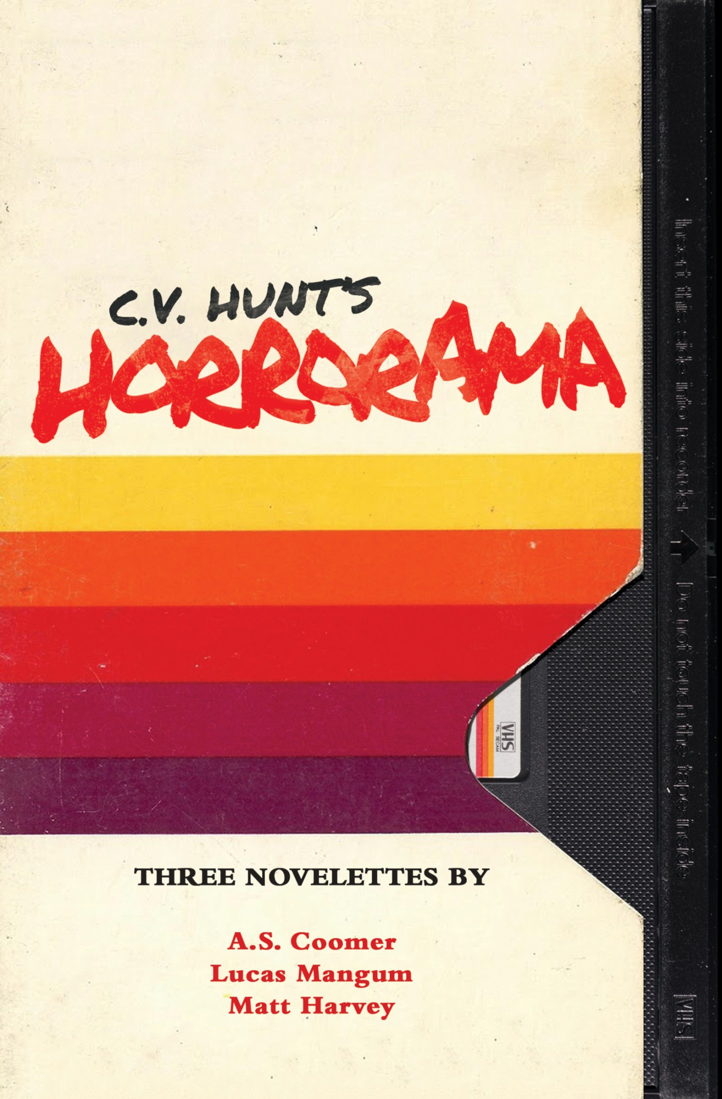 Horrorama Cover